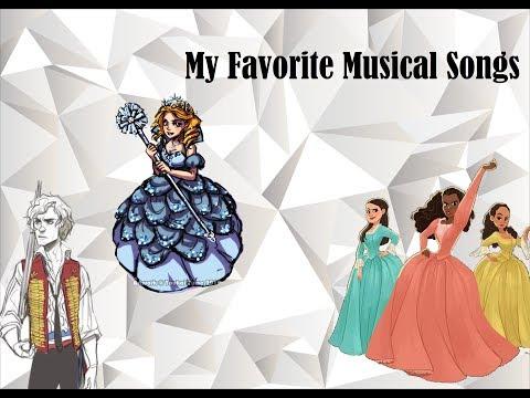 My Favorite Musical Songs