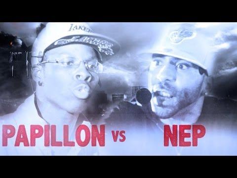 Liga Knock Out / EarBox Apresentam: Papillon vs Nep (Apocalipse)