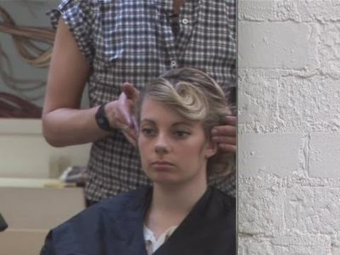 how to do a 1920s hairstyle youtube