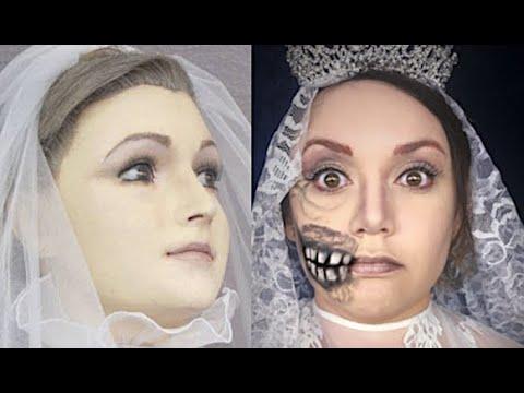 REAL LIFE CORPSE BRIDE Phantom Curiosities 6