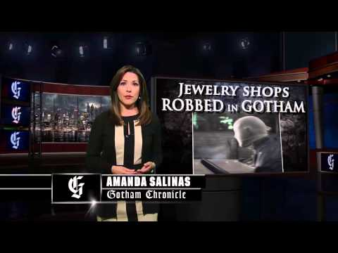 GOTHAM CHRONICLE UPDATE: JEWELRY SHOPS ROBBED