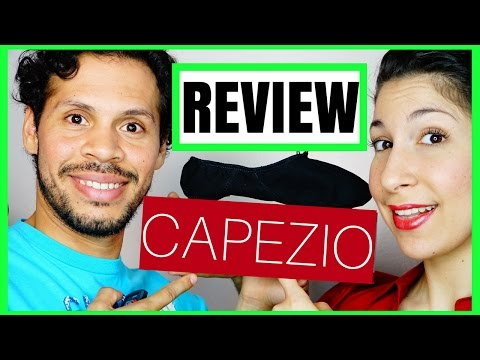 capezio ballet slippers- capezio ballet shoes/review