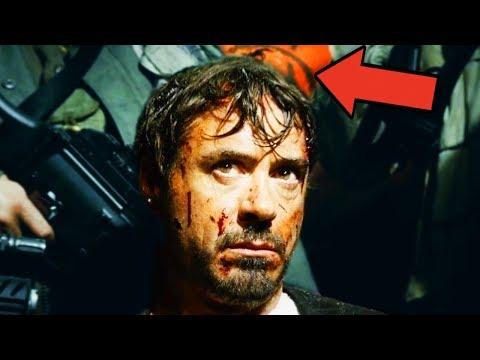 Iron Man BREAKDOWN - Easter Eggs & References (MCU Rewatch)