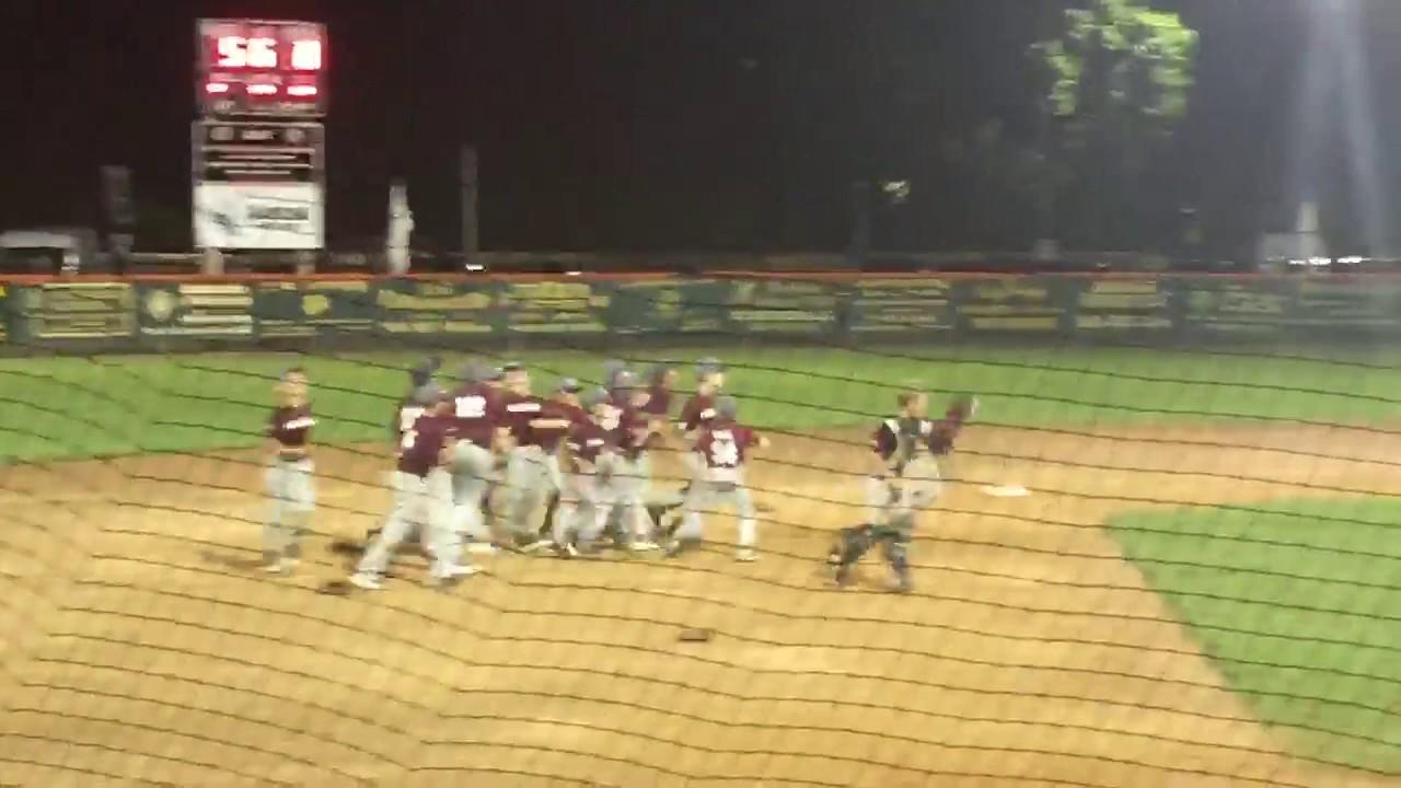 West Hartford Youth Baseball Team Wins Region, Heads to