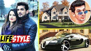 Arjun Bijlani (Deep Raj in Ishq Mein Marjawan) Lifestyle | Interview, Net Worth, Colors TV Serial