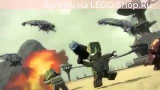 ЛЕГО видео Звездные войны:Кашиик|LEGO Star Wars