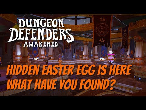 DDA - Secrets! The Easter Eggs Are Here! What Have You Found?