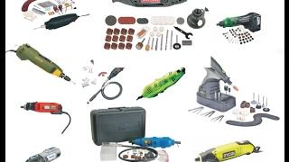 How To Rotary Tool Dremel DeWalt Hitachi