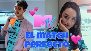 "Confesiones con Mario Albornoz y Quetzalli - Are you the one: ""El match perfecto"" MTV"
