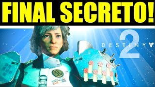 Destiny 2 - FINAL SECRETO EN TITAN!