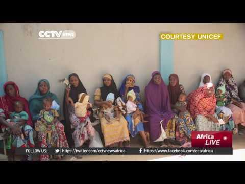 UN warns 75,000 children in Nigeria could die of malnutrition within months