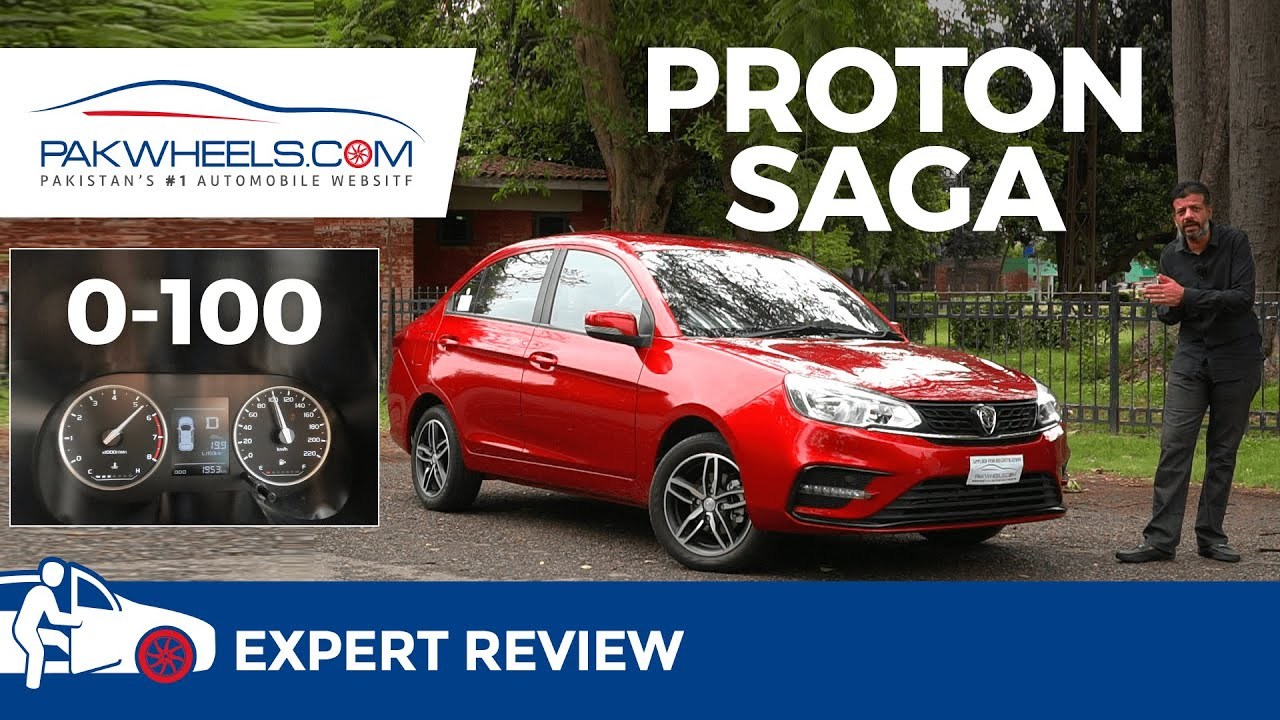Download Proton Saga 2021 | Expert Review | PakWheels