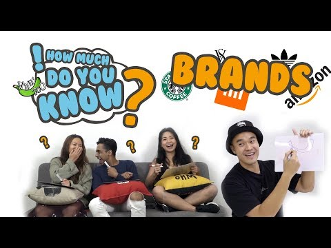 How Much Do You Know - Brands