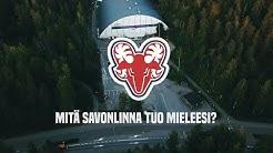 SaPKo 90v - mitä Savonlinna tuo mieleesi?