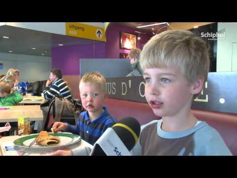 Ideaal Uitje In De Herfstvakantie: 'Dagje Schiphol'