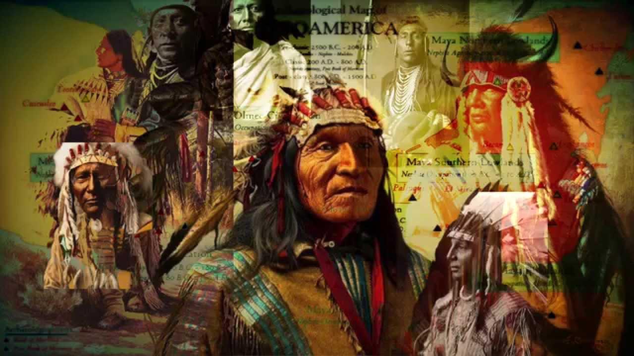 Боги и люди древней Мексики