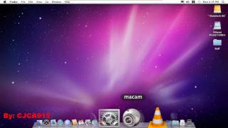 Using non-Apple Webcams in OS X Snow Leopard and in VMware