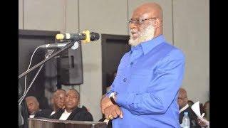 Procès de Norbert Dabira le témoignage  de Nianga Mbouala qu…