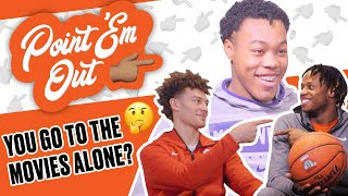 You Go to the Movies Alone??? TOP HIGH SCHOOL Hoopers Got Great Teammates | SLAM Point 'Em Out