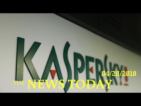 Twitter Bans Ads From Russia's Kaspersky Lab   News Today   04/20/2018   Donald Trump