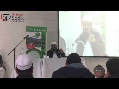 HD | Sheikh Sulaiman Moola | Bayan | Bolton | Rahma Mercy Tour 2016
