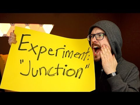 Junction - an interactive programming experiment