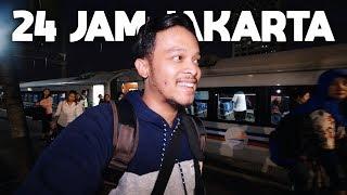 24 JAM JAKARTA & PERTAMA KAFI NAIK KERETA! | #MasArindJurnal Episode 167