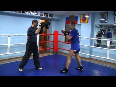 Тренировочный процесс , клуб бокса