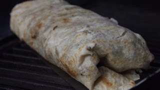 California Burrito Recipe