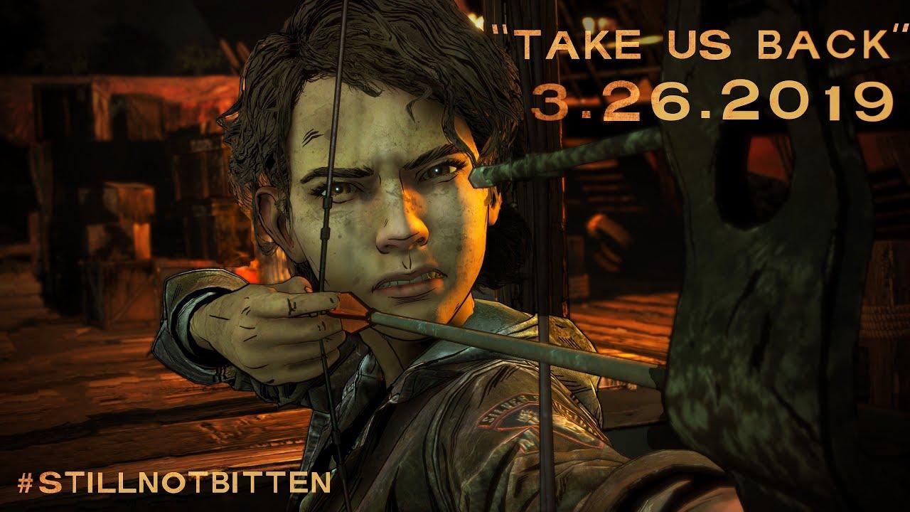 Telltale's The Walking Dead Season 4 Release Date, Trailer