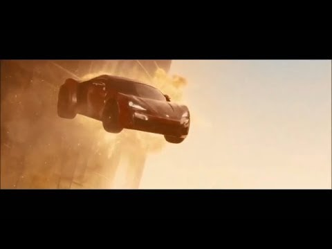 HeZi-Slowly (Inspired By Alan Walker) Fast and furious 7 HD🔥