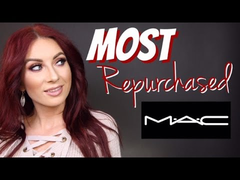 Most Repurchased Mac Products - 동영상