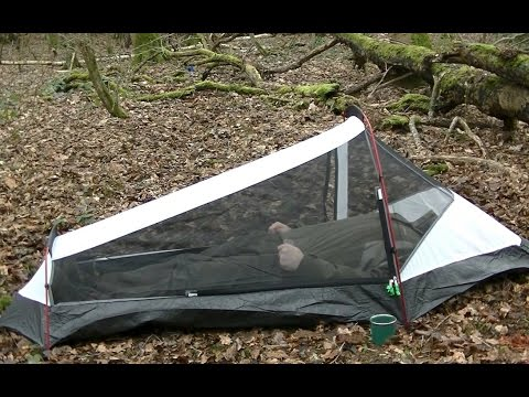 OEX Phoxx 1 one man wild c&ing / backpacking tent review & OEX Phoxx 1 one man wild camping / backpacking tent review - YouTube