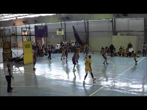 Michael Mount vs Durban High School 53-45  Part 2