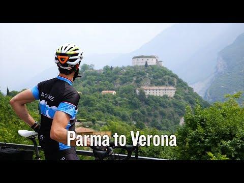 Parma to Verona Bike Tour Video   Backroads
