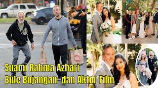 Suami Baru Rahma Azhari Ternyata Aktor Amerika Anak Komedian Tommy Chong!!