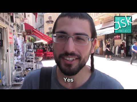 Israelis: If you could push a button to make all Palestinians disappear, would you?