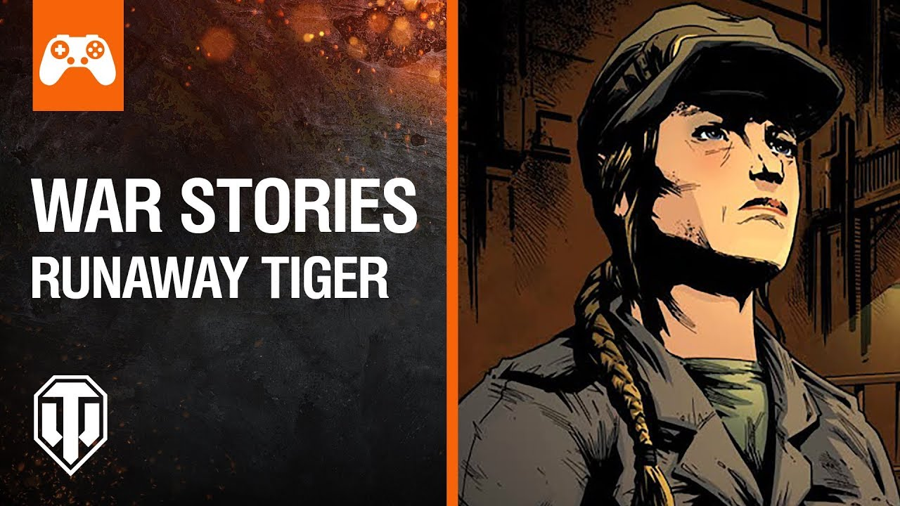 World of Tanks Console – War Stories: Runaway Tiger