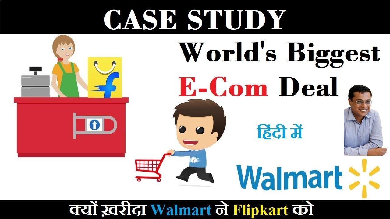 flipkart case study Flipkartcom is a story of the two young computer science graduates brothers sachin bansal (26) and binny bansal (25) from iit-delhi 2005 batch who left their jobs in amazoncom (an american.