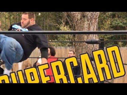 HE WON THE LOTTERY! MIRACLE AT GTS WRESTLING SUPERCARD EVENT! CHAMPIONSHIP MATCH HORROR!