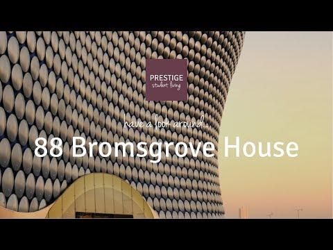 88 Bromsgrove House - Student Accommodation Birmingham