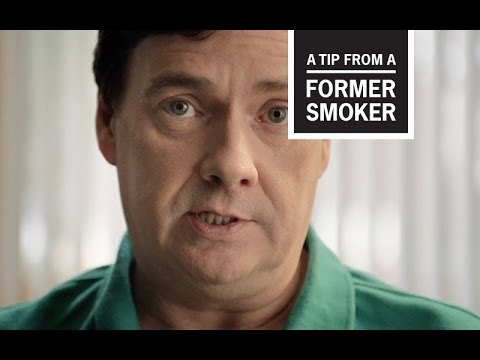 Cdc Tips From Former Smokers Brett S Ad Youtube