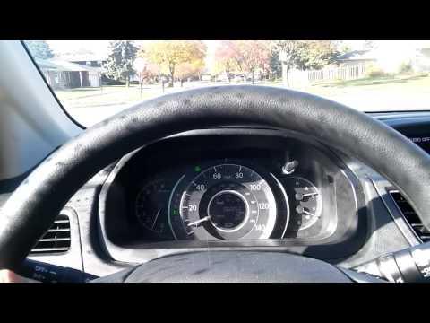 2012 Honda CRV clicking/knocking noise fixed