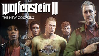 ФИНАЛЬНЫЙ ТРЭШ ► Wolfenstein II: The New Colossus #9