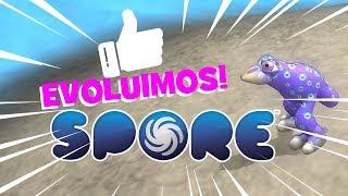 Lupério tá diferentão // Spore Gameplay PC [EP.2] ‹ Mundo DRIX ›