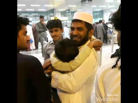 Khan je in airport multan 9091