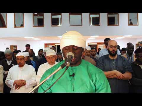 Night #19 Ramadan 2018 - Sheikh Omar Jabbie - Al Ahzab 31 - Yasin 83 indir