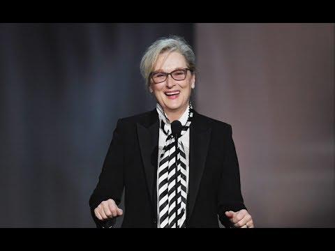 Meryl Streep celebrates Diane Keaton