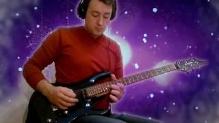 Красивое соло на электрогитаре . Александр Солопахин.(Соло на электрогитаре. Подписывайтесь на канал , пишите комментарии, оценивайте . Делитесь видео с друзья..., 2015-12-15T17:28:36.000Z)
