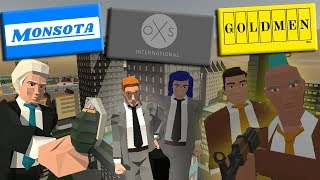 Goldmen Inc. vs The World - Subrosa